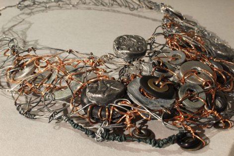 Scrap Necklace