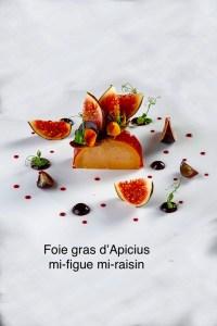 apicius foie gras