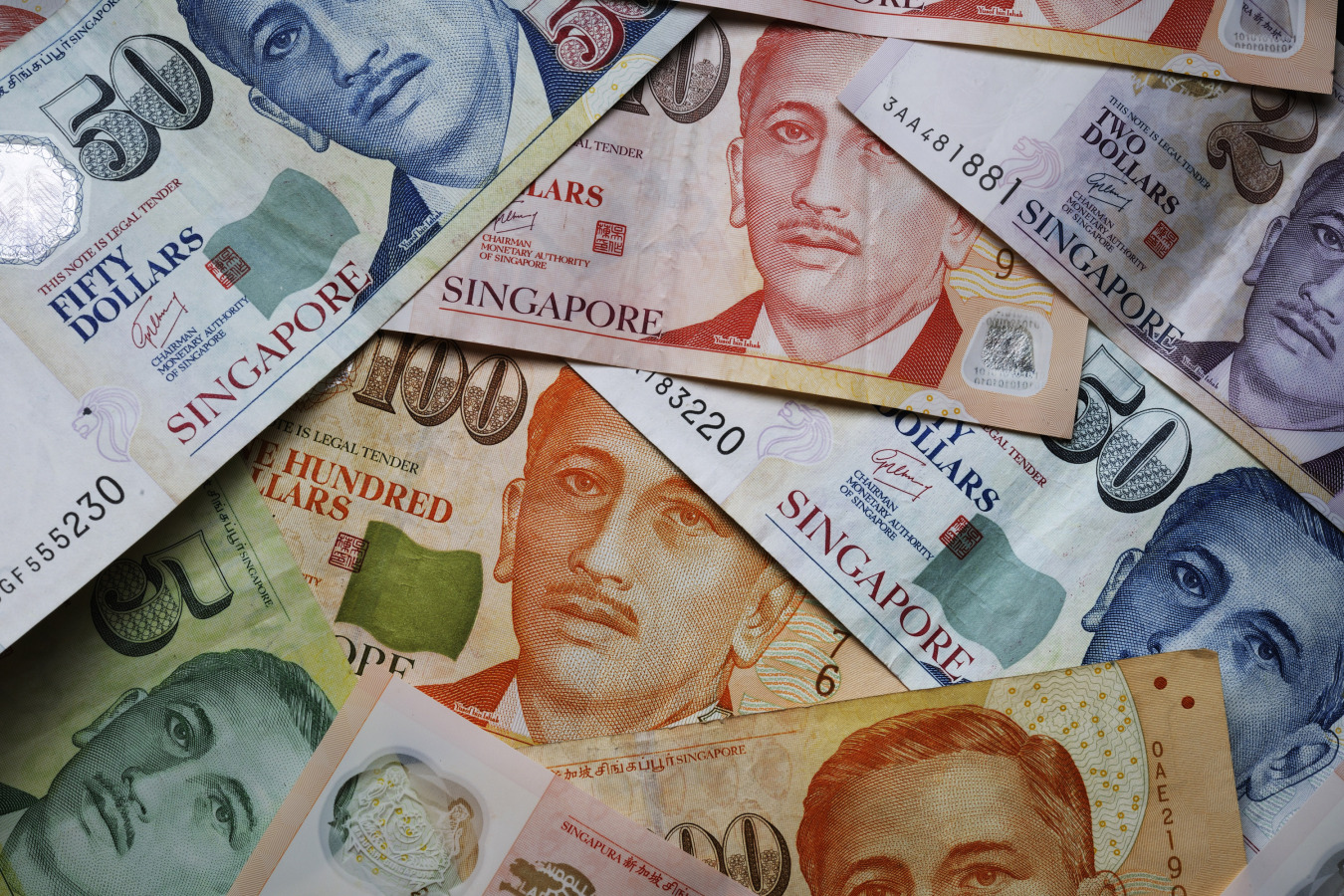 Strong Singapore Dollar Signals Inflation Battle