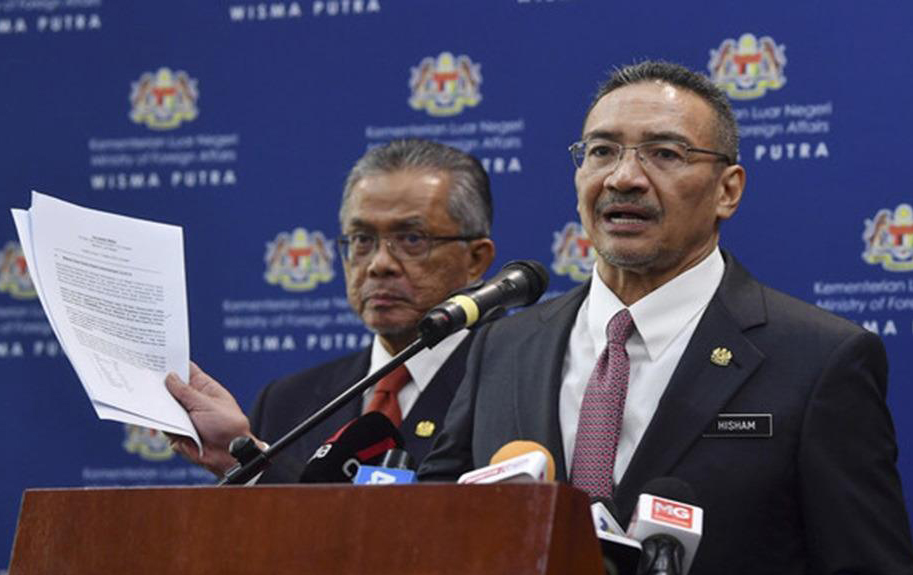 COVID-19: China affirms commitment to assist Malaysia – Hishammuddin