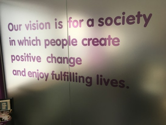 Vision for society