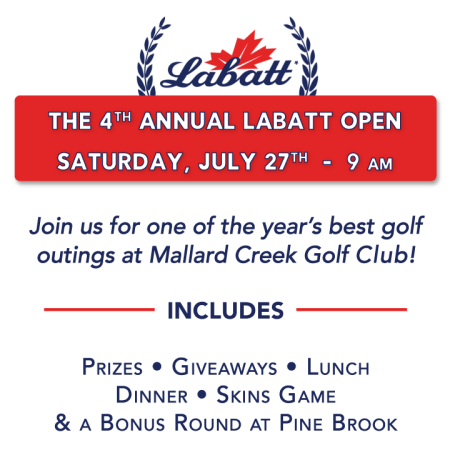 4th Annual Labatt Open