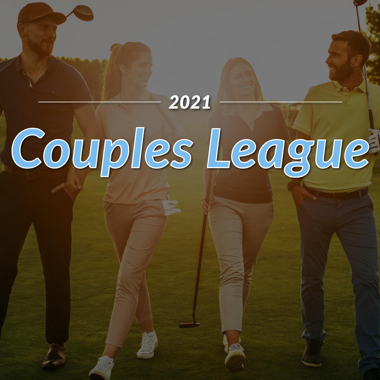 2021 Couples League Registration