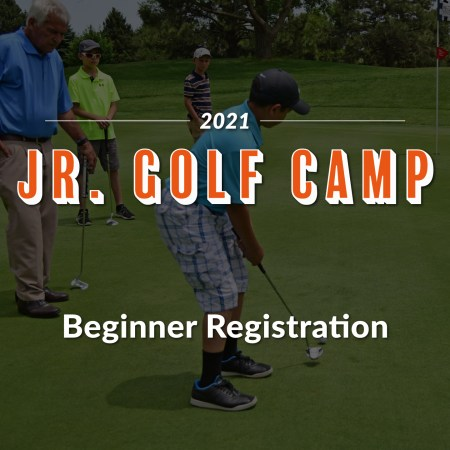 Mallard Creek Junior Golf Camp Beginner