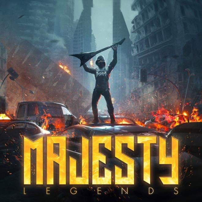 "Ny Video: ""MAJESTY – Wasteland Outlaw (Official Video)"