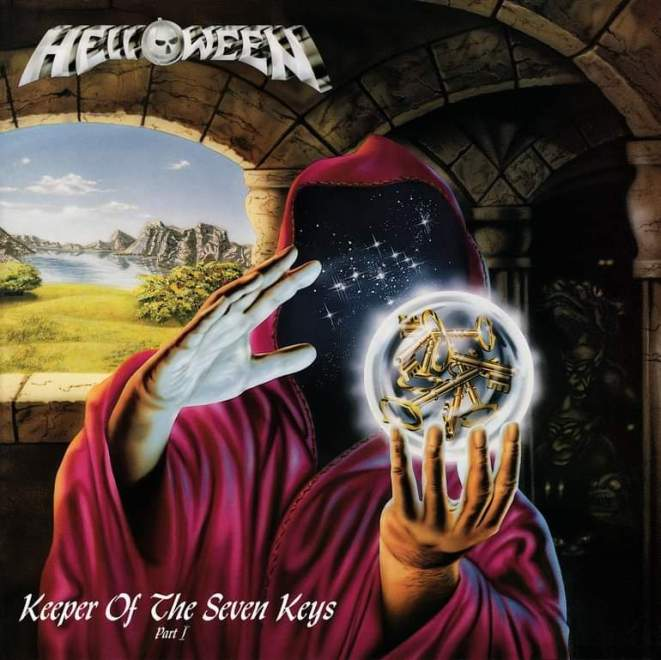 "Helloween – ""Keeper Of The Seven Keys"" (pt1) 32 år."