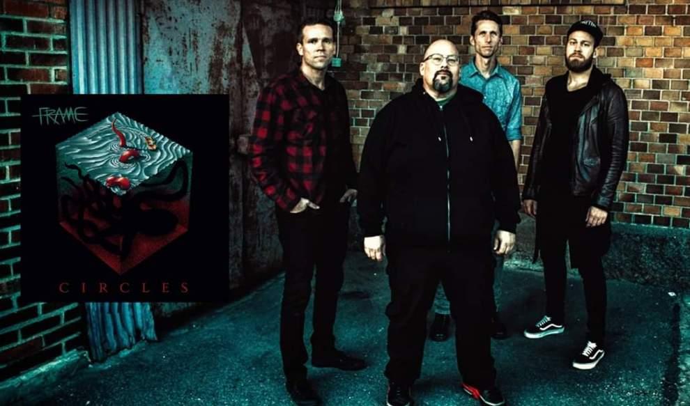 Frame GBG släpper nytt album och bjuder in till release fest på Hard Rock Café Göteborg.