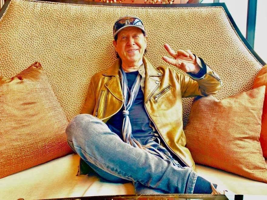 Klaus Meine 71 år.