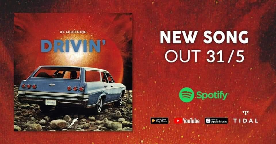 Ny singel från By Lightning fredag 31/5.