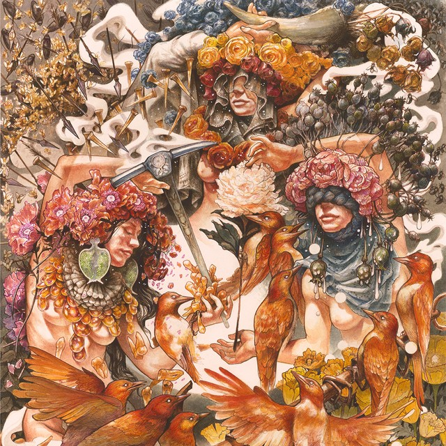 Skivrecension Baroness – Gold and Grey