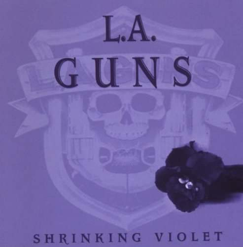 "L.A Guns – ""Shrinking Violet"" 20 år."