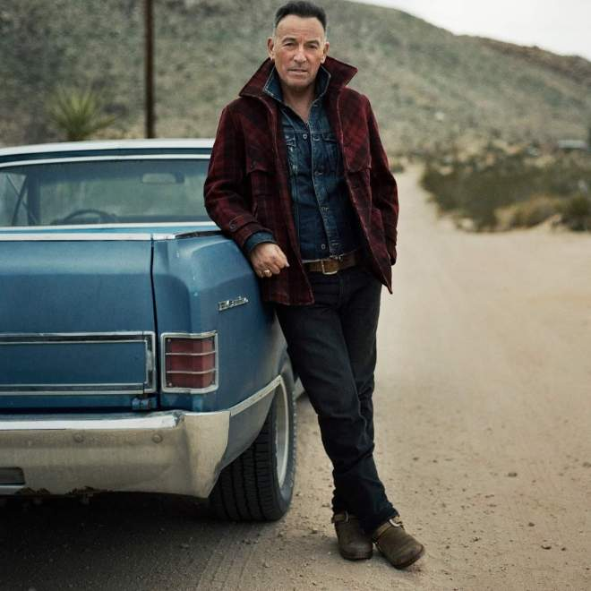 """Ny Video: """"Bruce Springsteen – Tucson Train (Official Video)"""""""
