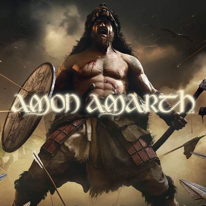 "Ny Video: ""Amon Amarth – Mjolner, Hammer of Thor""."