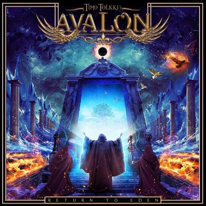 "Ny Video: ""Timo Tolkki's Avalon –  ""Godsend"" feat. Mariangela Demurtas (Ardours, Tristania)""."