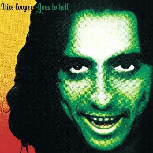 """Alice Cooper – """"Goes To Hell"""" 43 år."""
