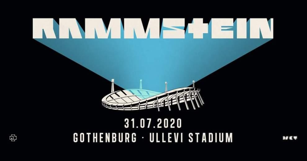 Rammstein Ullevi! 200731. Köp din biljett nu!