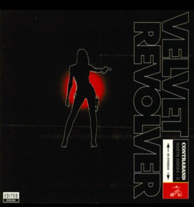 """Velvet Revolver – """"Contraband"""" 15 år."""