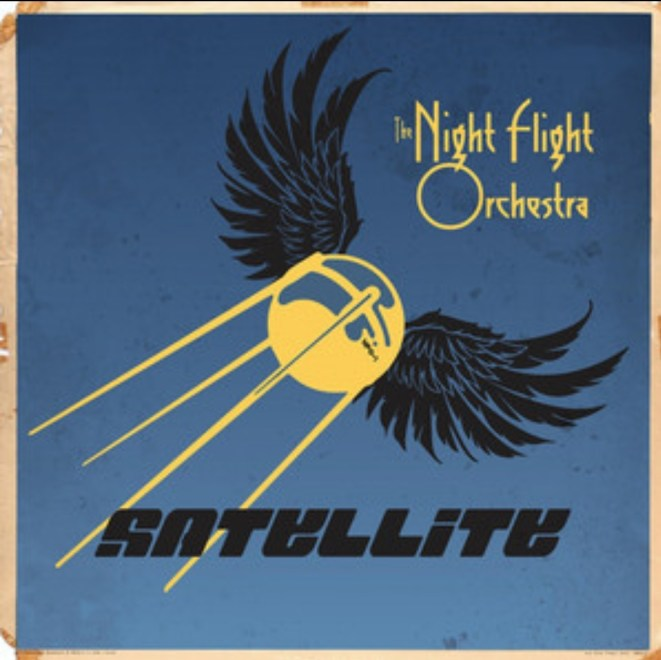 "Ny Video: ""THE NIGHT FLIGHT ORCHESTRA – Satellite (OFFICIAL MUSIC VIDEO)""."