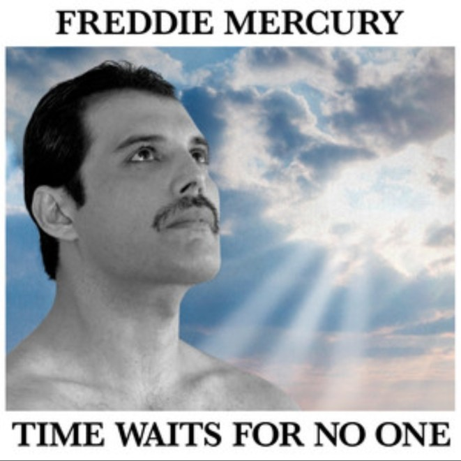 "Ny video: ""Freddie Mercury – Time Waits For No One (Official Video)"""