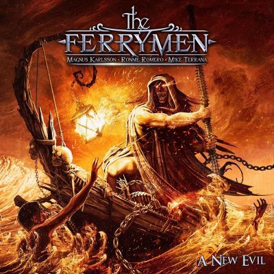 """Ny Video: """"The Ferrymen – """"A New Evil"""" (Official Music Video) #HeavyMetal"""""""
