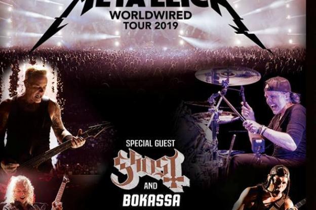 Se hela Metallicas spelning på Ullevi!