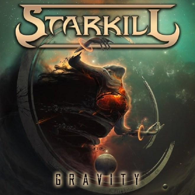 Skivrecension: Starkill – Gravity.