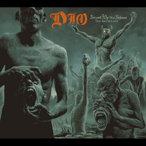 "Ny Video: ""Dio – Stand Up And Shout (Official Music Video)""."
