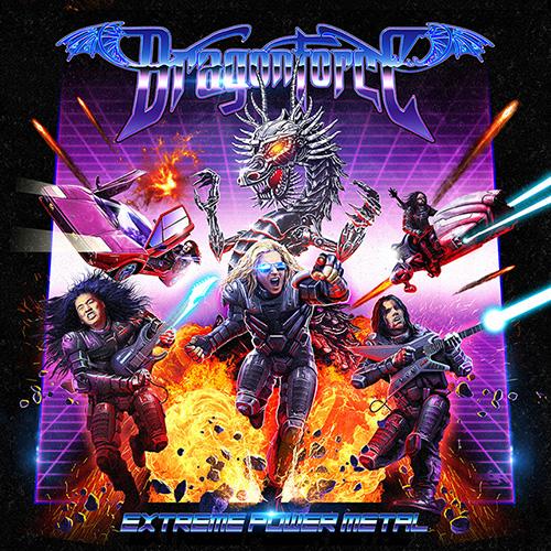 Extreme Power Metal. Nytt album från Dragonforce ute 27 September.
