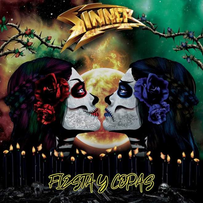"Ny Video: ""SINNER – Fiesta Y Copas (feat. Ronnie Romero) // Official Music Video// AFM Records""."