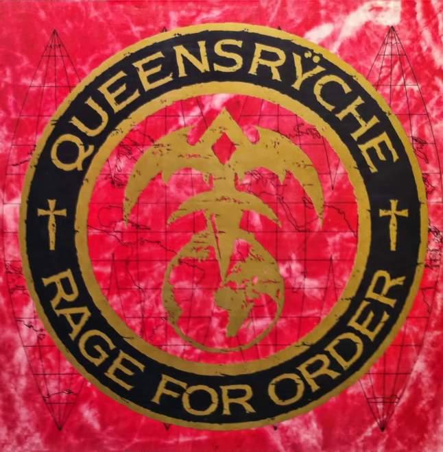"""Queensrÿche – """"Rage For Order"""" 33 år."""
