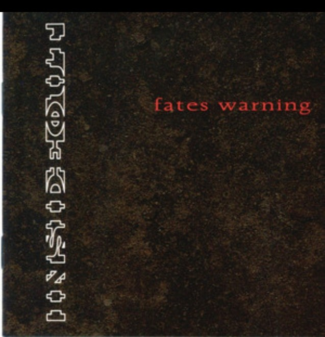 "Fates Warning – ""Inside Out"" 25 år."