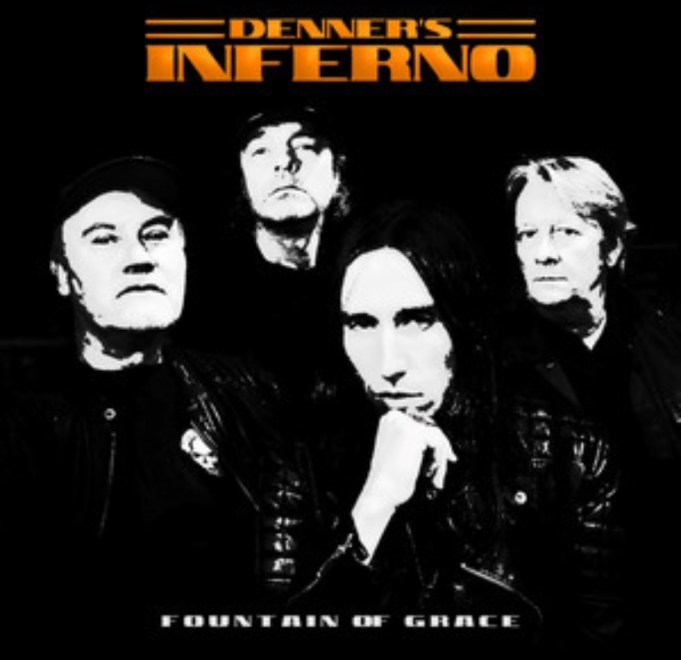 "Ny Video: ""Denner's Inferno  – Fountain of Grace (Official Music Video)""."