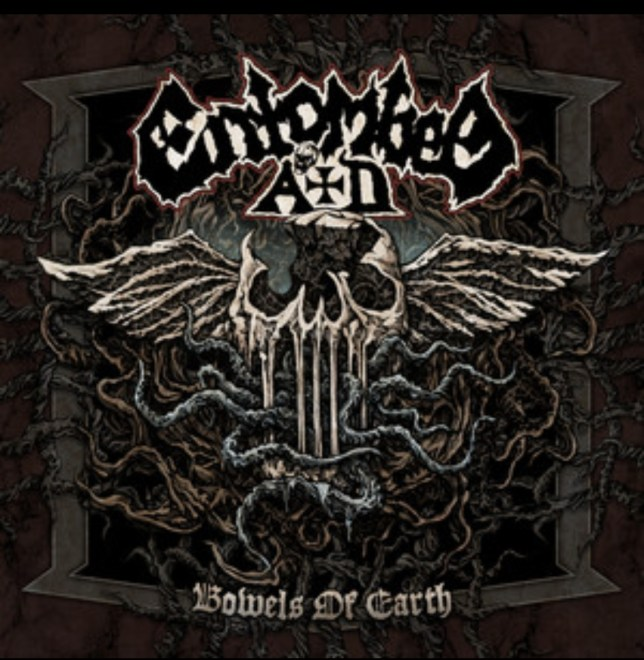"Ny Video: ""ENTOMBED A.D. – Elimination (OFFICIAL VIDEO)""."