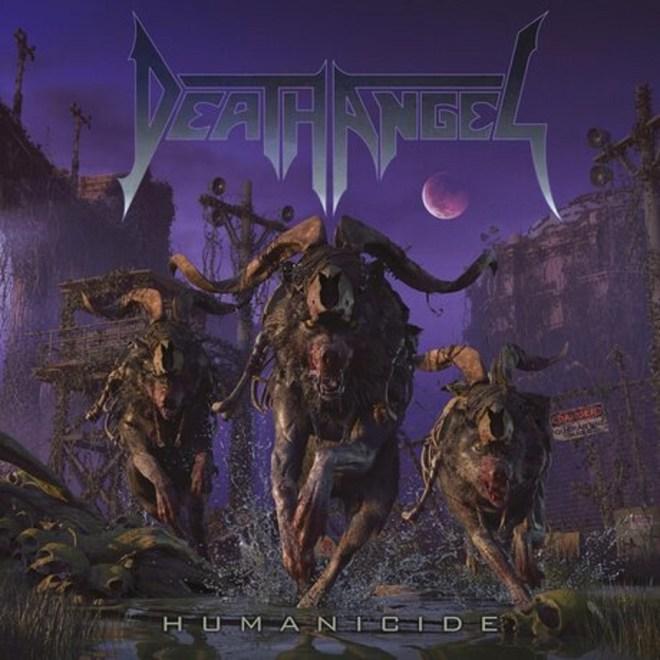 Skivrecension: Death Angel – Humanicide.