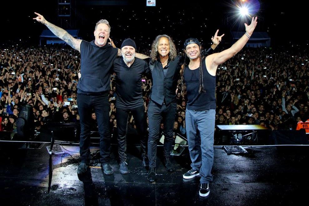 Lördag kväll och ingenting på TV:n. Se en konsert istället. Här är hela konserten från Metallica när de besökte Trondheim den 13 Juli.