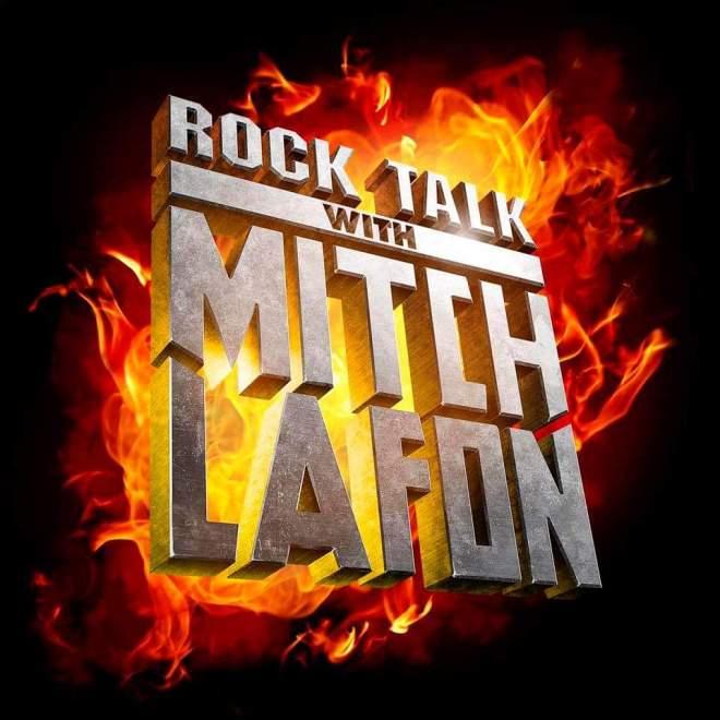 Mitch Lafon: Lång intervju med K.K Downing!