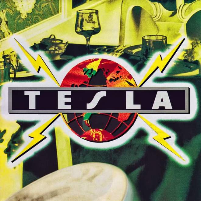"Tesla – ""Psychotic Supper"" 28 år."
