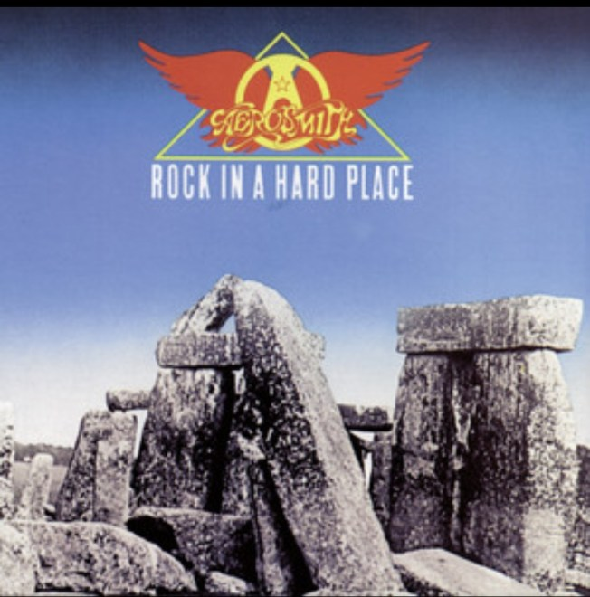 "Aerosmith – ""Rock In A Hard Place"" 37 år."