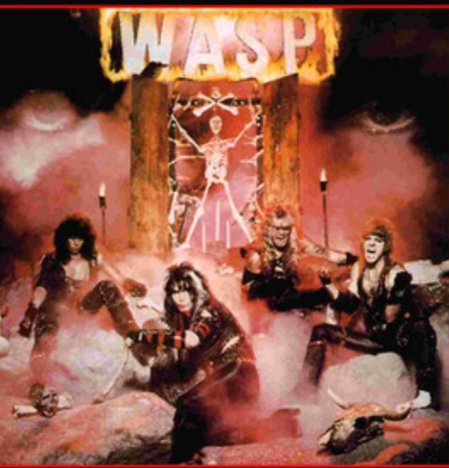 """W.A.S.P – """"s/t"""" 35 år!"""