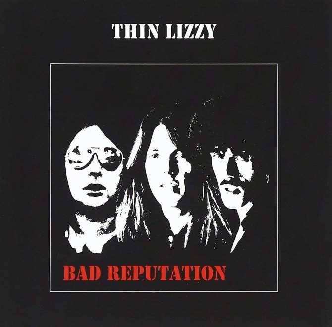 """Thin Lizzy – """"Bad Reputation"""" 42 år."""