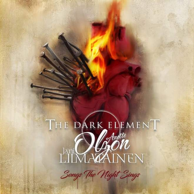 """Ny Video: The Dark Element ft. Anette Olzon & Jani Liimatainen – """"Songs The Night Sings""""."""