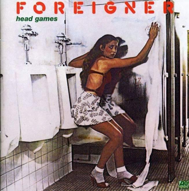 """Foreigner – """"Head Games"""" 40 år."""
