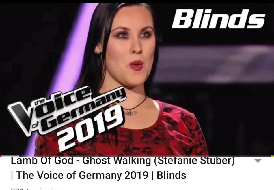 En stjärna är född. Se klippet från The Voice Tyskland som välter internet.