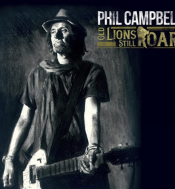 "Ny Video: Phil Campbell Feat Alice Cooper – ""Swing It""."