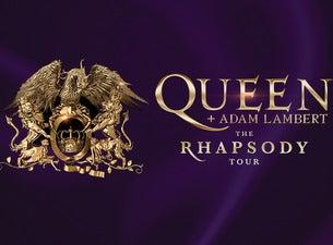 Queen spelar i Köpenhamn sommaren 2020.