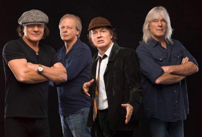 Stoppa pressarna! Ny världsturné för AC/DC med fantastiska The Struts som förband 2020!