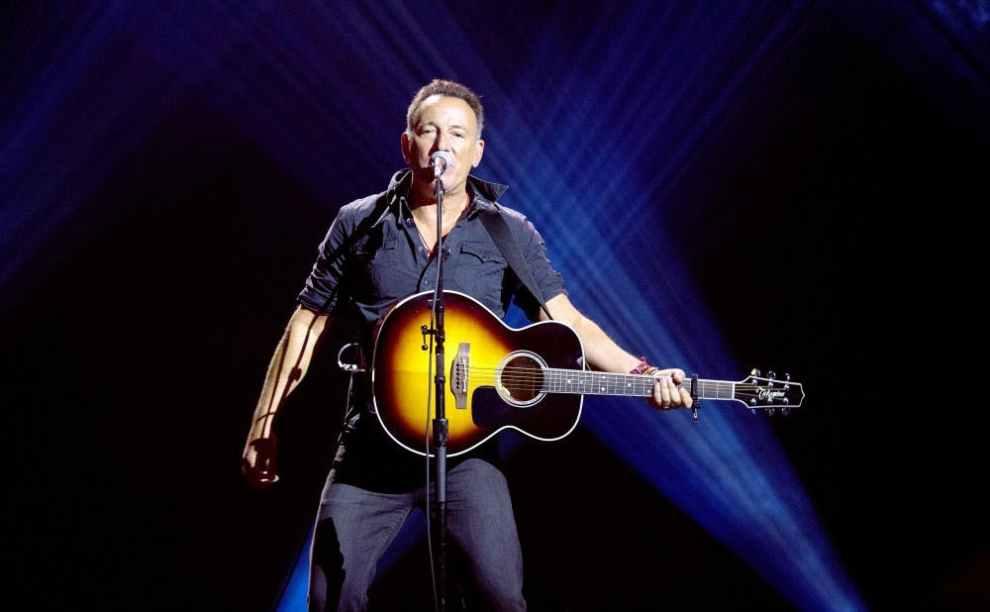 Bruce Springsteen 70 år.