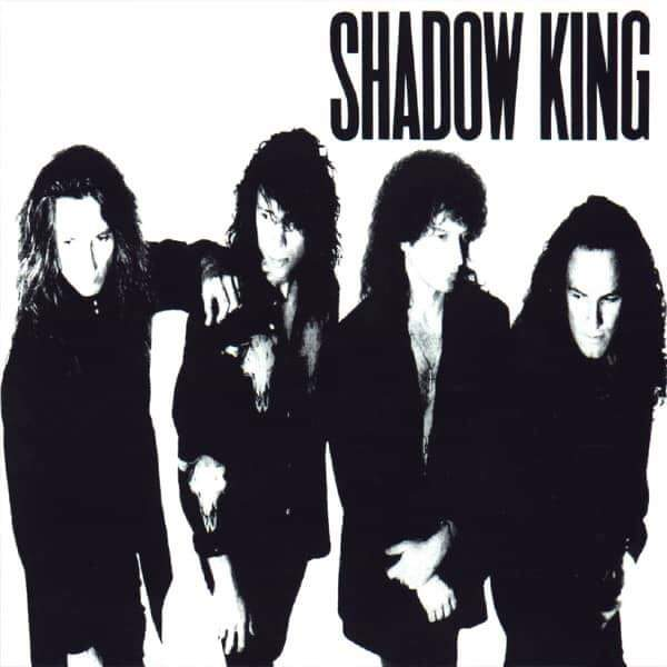 "Shadow King – ""s/t"" 28 år."