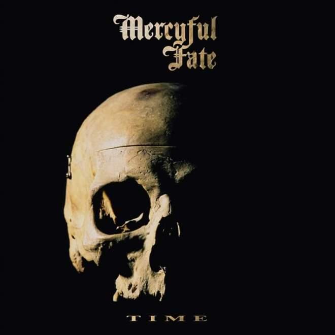 """Mercyful Fate – """"Time"""" 25 år."""
