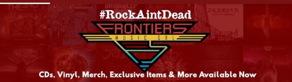 Oktober månads skivor från Frontiers Music.